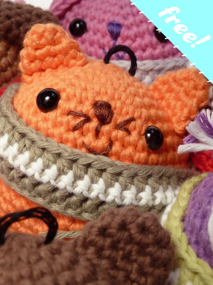 Christmas Tree Ornaments Tremendu Crochet