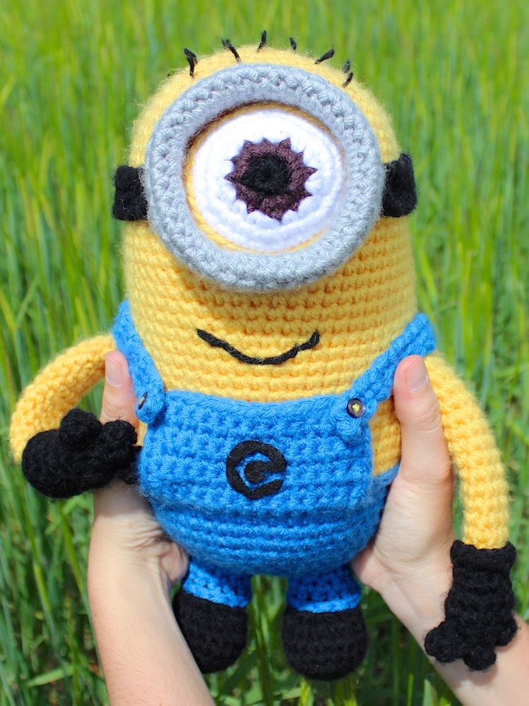 Minion Free Crochet Pattern Collection All The Best Ideas | 1000x749