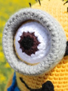 Minion amigurumi crochet pattern by Tremendu 2