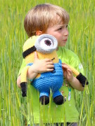 Minion amigurumi crochet pattern by Tremendu 4