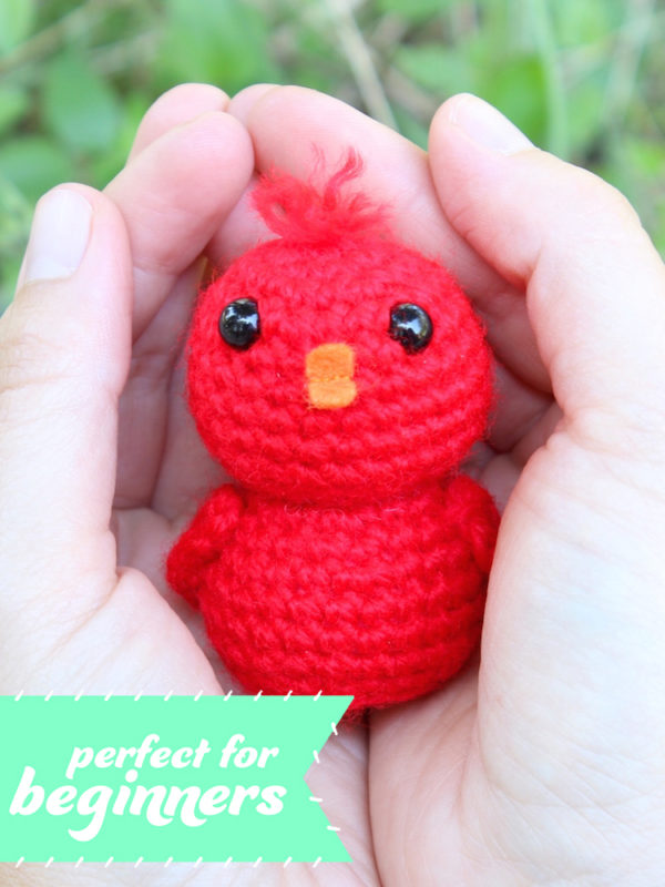 PERFECT FOR Baby birds in a nest amigurumi crochet pattern by Tremendu 5 copia