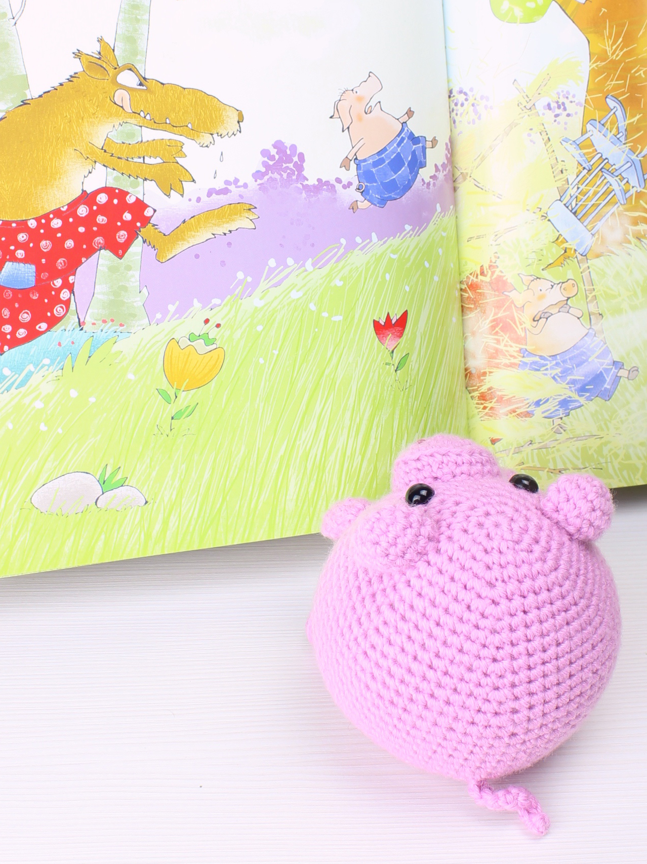Puffy the little pig – Tremendu Crochet