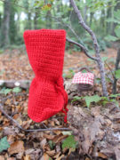 Red Riding Hood amigurumi crochet pattern by Tremendu 5