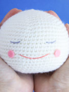 Under the moon mobile amigurumi crochet pattern by Tremendu 2