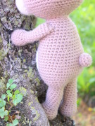 Vinnie the teddy bear amigurumi crochet pattern by Tremendu 5