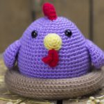 New! Piki the hen