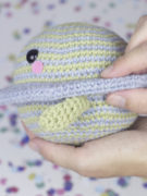 Satu the planet amigurumi crochet pattern by Tremendu 3
