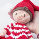New! Christmas Elf lovey