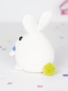 Magicus the easter bunny amigurumi crochet pattern by Tremendu 3