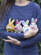 Magicus the easter bunny amigurumi crochet pattern by Tremendu 5
