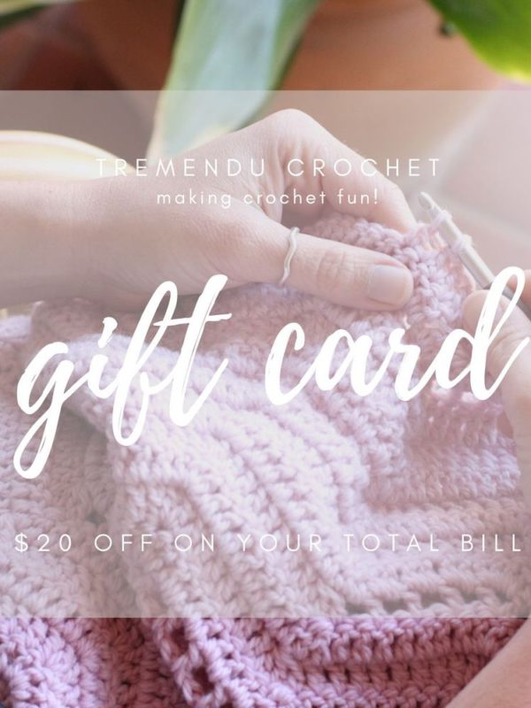 Gift card 20a