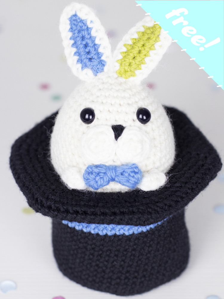 Magicus the Bunny – Tremendu Crochet