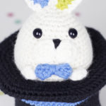 New! Magicus the bunny