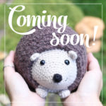Coming soon… Lou the hedgehog