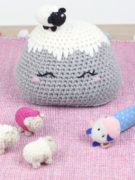 Misty the mountain amigurumi crochet pattern by Tremendu 5