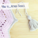 How to… attach tassels